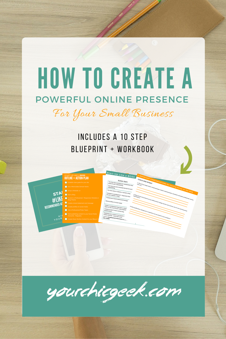 10 Steps to a Professional Online Presence