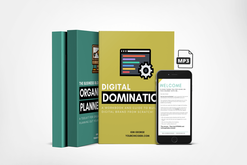 Digital Domination Bundle